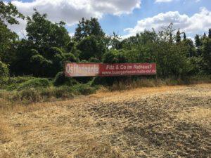 Vom Holen und Bringen – eine Begehung der neuen Osttangente Halle