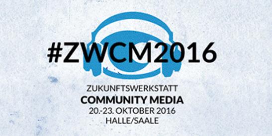 Zukunftswerkstadt Community Media 2016